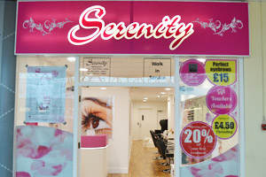 Contact Serenity Beauty Farnborough